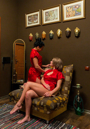 Erotic massage Warsaw